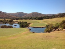 Lost City Golf Course in Sun City