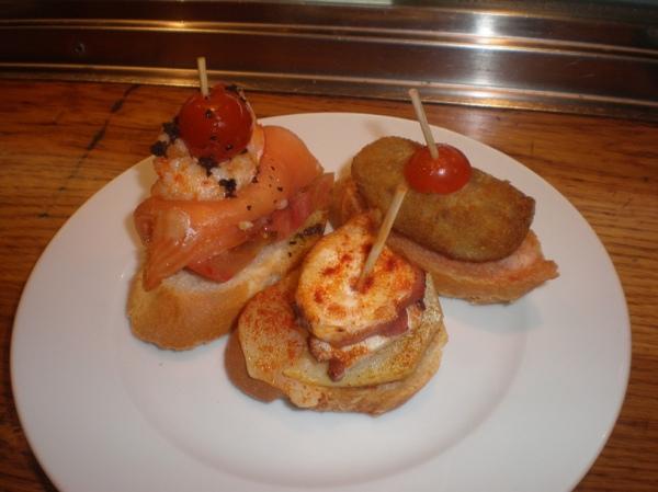 Barcelona - Food 01