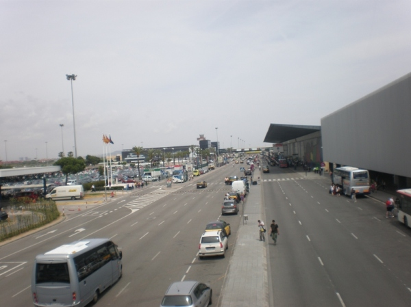 Barcelona (arrival)