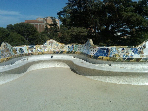 Barcelona Park Guell 08