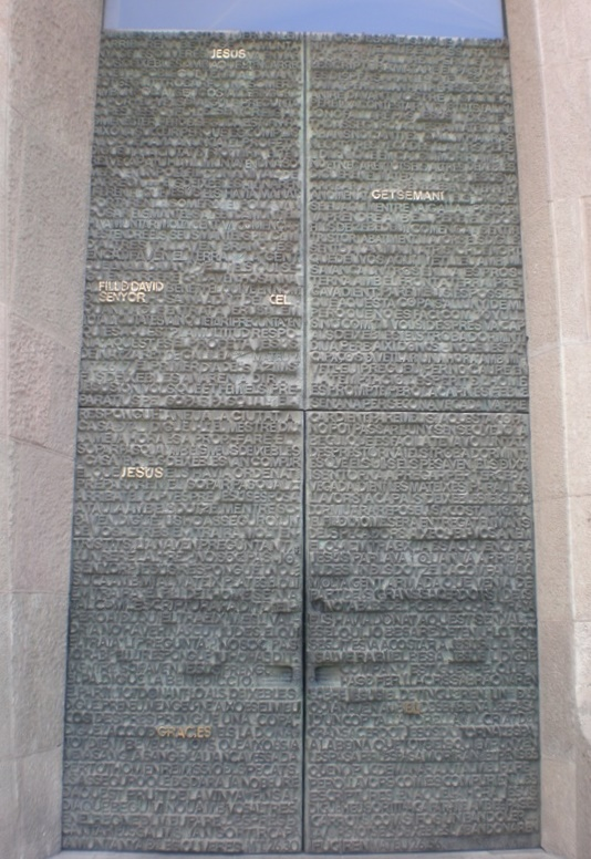Sagrada Familia 01