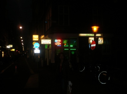 Amsterdam - night life