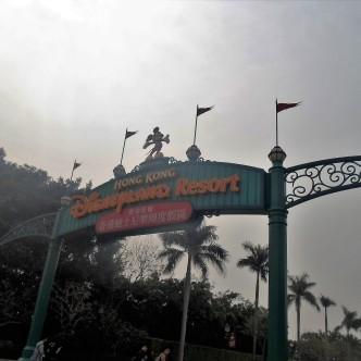 Hong Kong Disneyland 2016 (1)