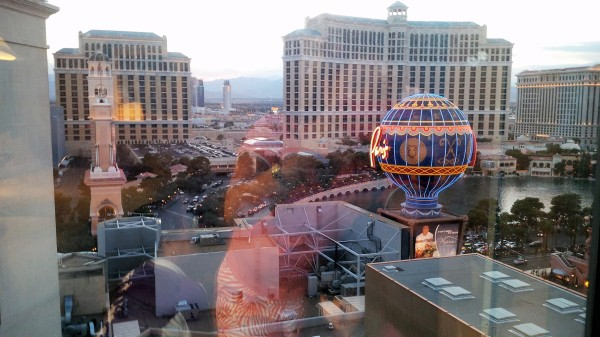 Las Vegas - Planet Hollywood