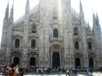 A day & night in Milan