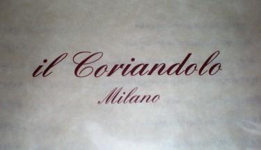 il Coriandolo Milano