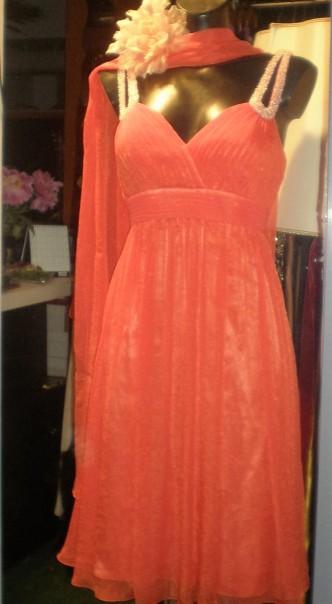 A dress in Milan