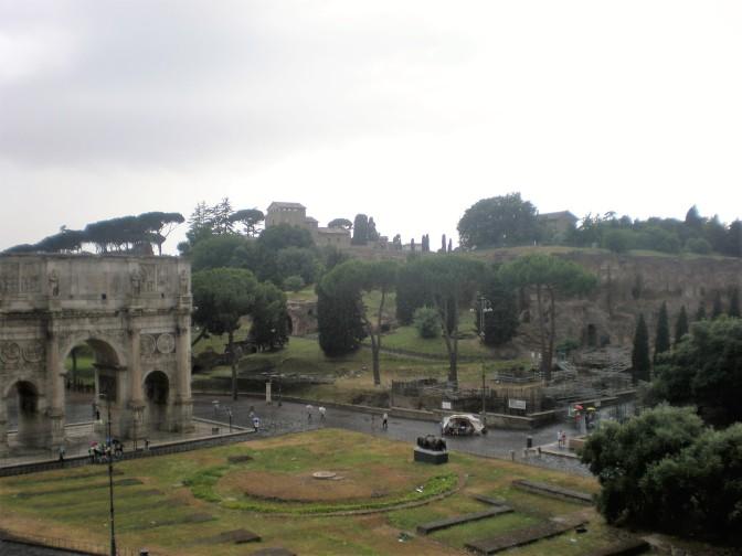 Rome - Colosseo area