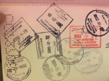 border-post-stamp-22-99-00