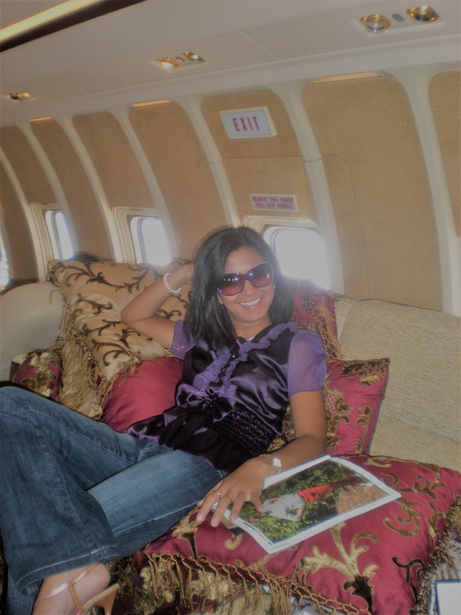 Business Travel - Private Jet