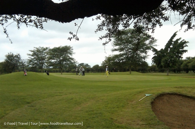 Green on Green (Botswana Open) (1)