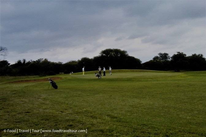 Green on Green (Botswana Open) (3)