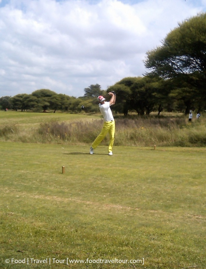 Green on Green (Botswana Open) (5)