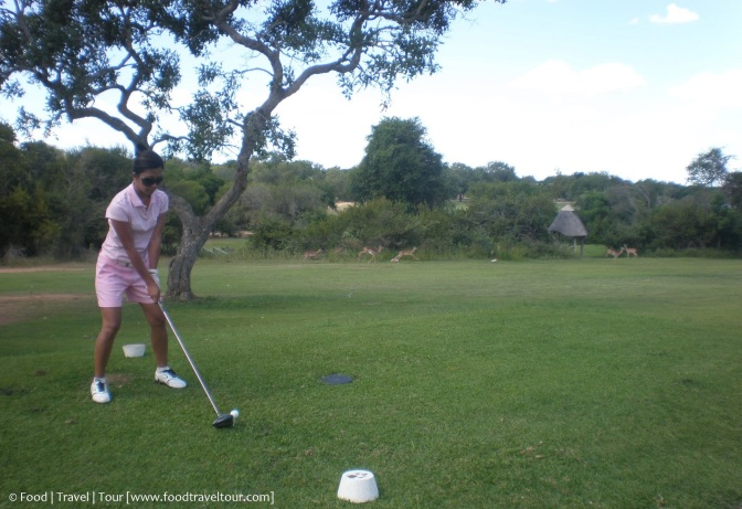 KNP - Skukuza Golf