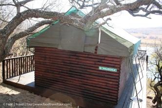 Travel Africa (SA) - Dullstroom 04 Tent (4)