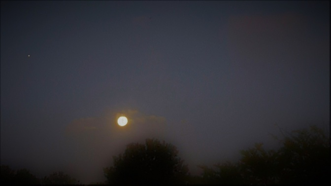 Sky - Moon