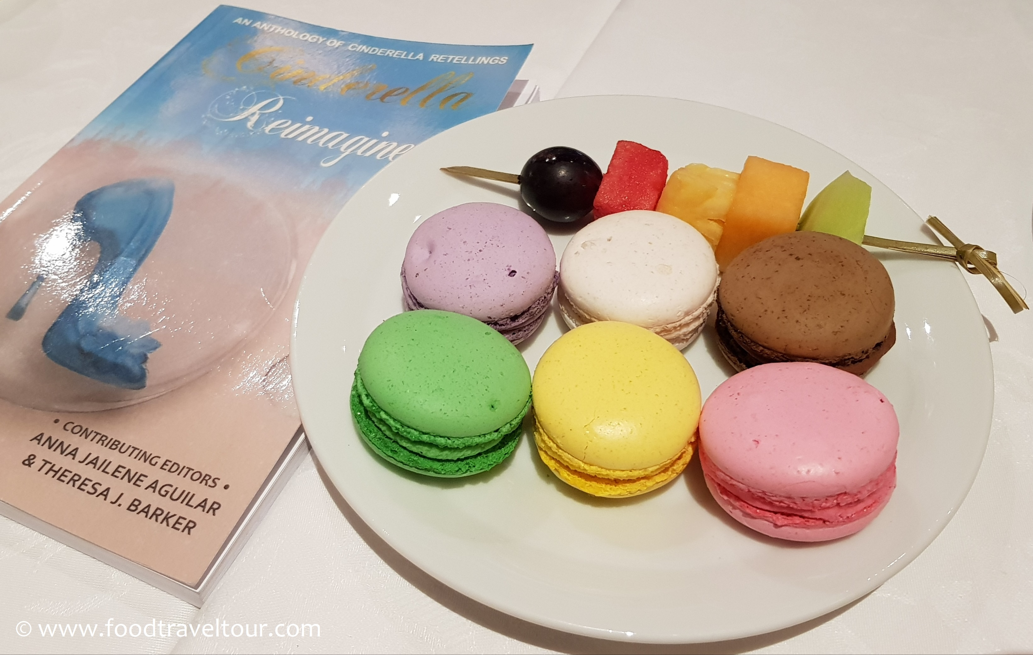 High Tea's Sweetest Treats
