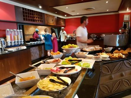 Emerald Hotel Breakfast (1)