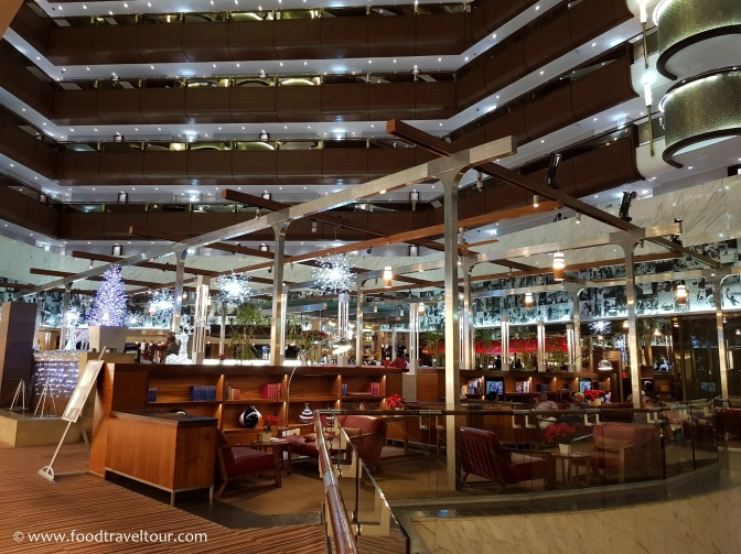 Sandton Sun - Restaurant 02
