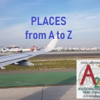 A to Z Challenge – Theme: Places Visited